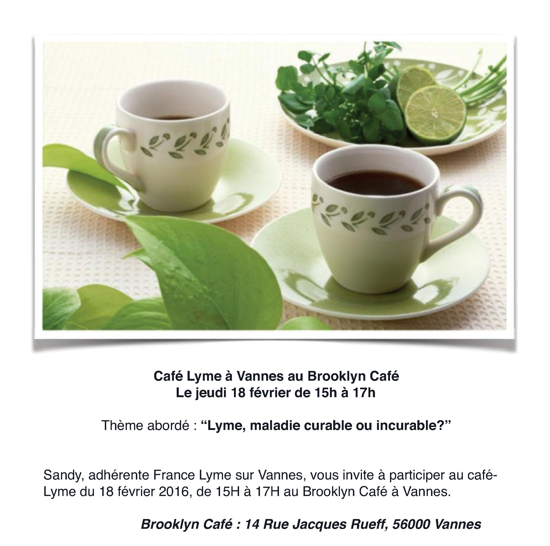 Cafe Lyme Vannes